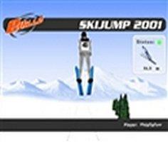Ski Jump 2001